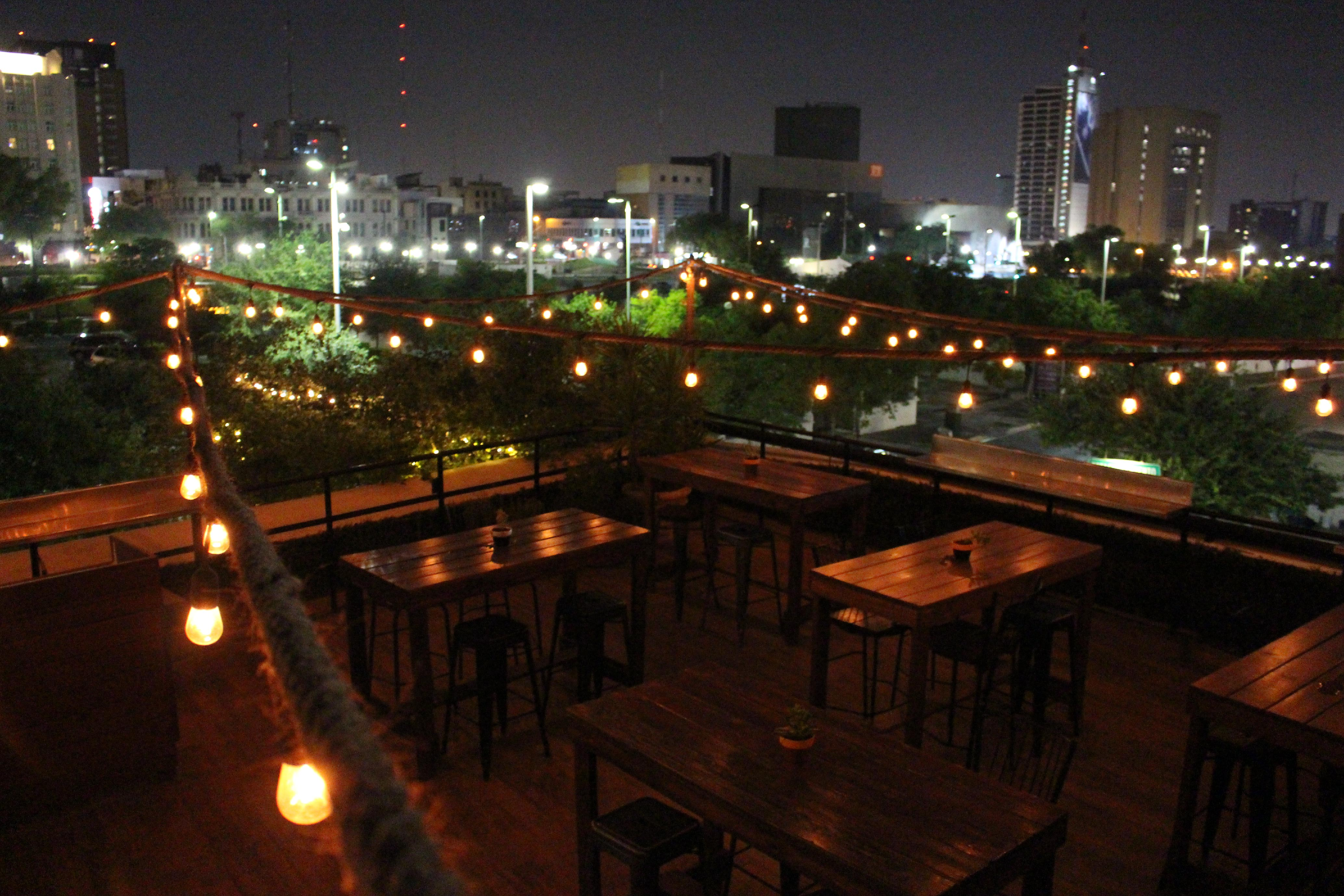 Bar Terrace Feelgrow